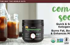 Powdered MCT Supplements