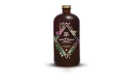 Botanical Vinegar Beverages