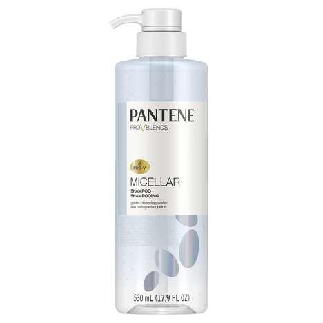 Gentle Micellar Water Shampoos