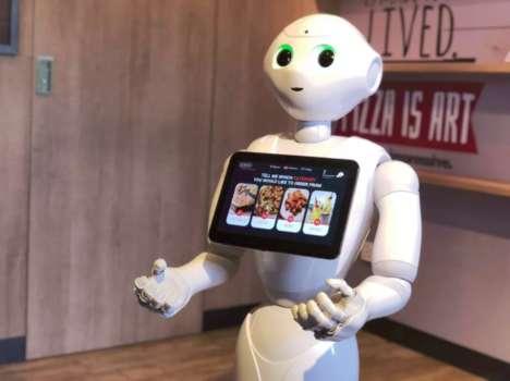 Fast Food-Serving Robots