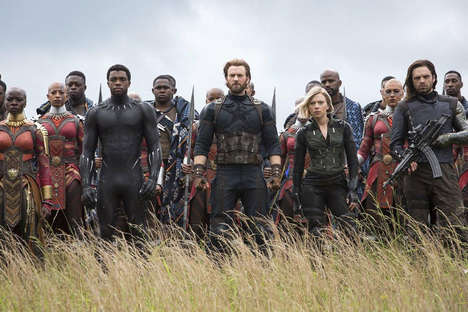 Intense Movie Marathons - The Ultimate Marvel Marathon is Set to Be a 38 Hour Affair