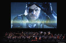 Iconic Videogame Orchestras - The Metal Gear Orchestra Is Finally Coming To Europe and North America
