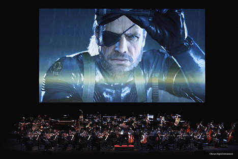Iconic Videogame Orchestras