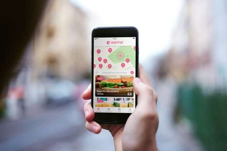 Waste-Fighting Grocery Apps