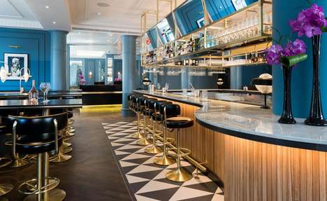 Luxurious Hotel Restaurant Renovations