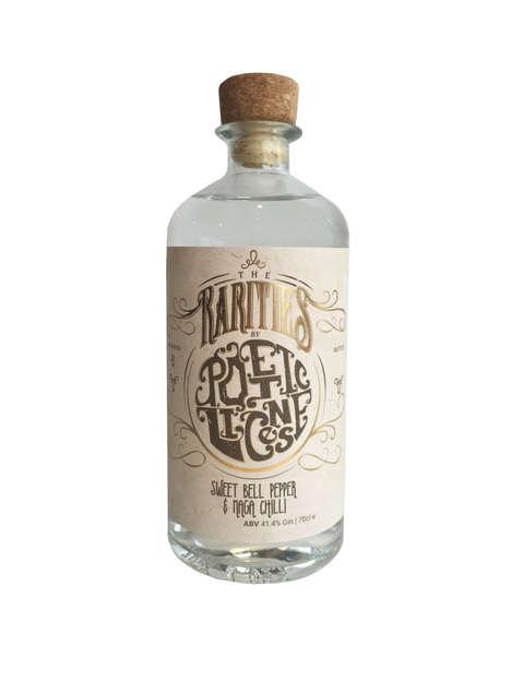 Peppery Gin Spirits