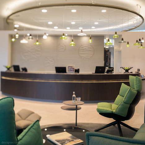 Modern Upgraded Hotel Interiors