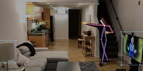 Gesture-Controlled Home Systems