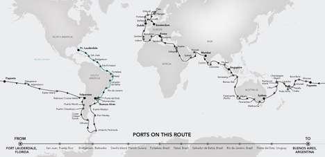 Seven-Continent Cruises