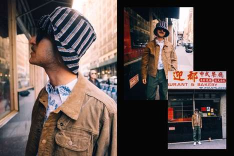 Urban Tourist Fashion Lookbooks