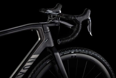 Adaptable Bicycle Designs - Canyon's New Grail Bicycle Adapts to Ride Well On and Off-Road
