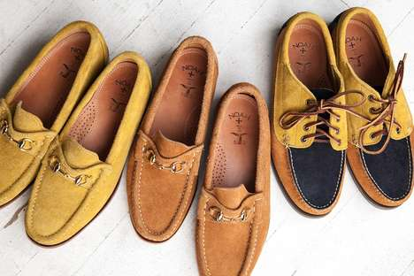 Luxurious Suede Loafers