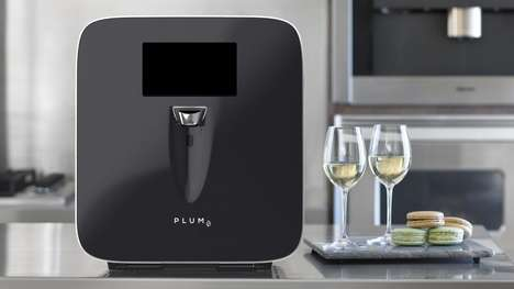 Home Wine Dispensers
