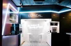 Personalized Algorithm-Based Cosmetics - L'Oreal's SXSW Activation Made Perfectly Matched Foundation