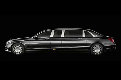 Updated Luxurious Limousines