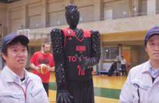 Free Throw Shooting Robots