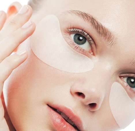 Rejuvenating Eye Masks - Estee Lauder's Eye Masks Seek to Promote a Youthful Appearance