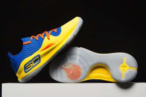 NBA Jam Motif Sneakers