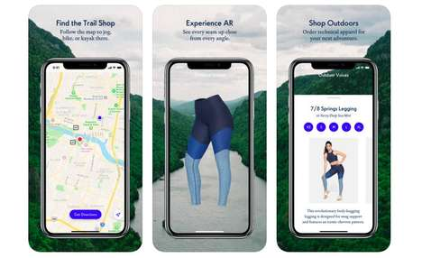 Active AR Retail Apps