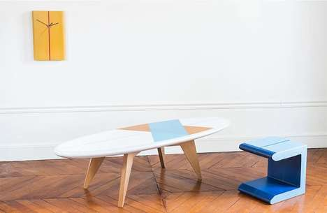 Beach-Inspired Coffee Tables