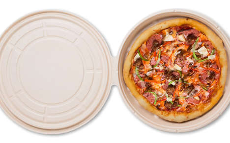 Compostable Pizza Packaging