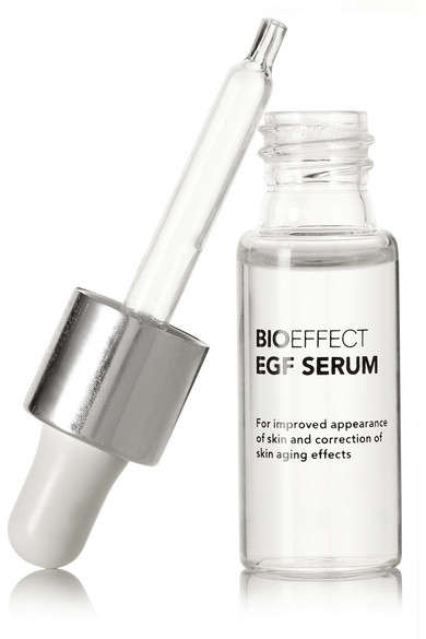 Cell-Regenerating Face Serums - The BIOEFFECT EFG Serum Improves Skin Health and Slows Aging