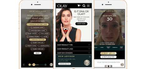 Social Skincare Challenges - Olay's 28 Day Challenge Tapped Social Media Influencers