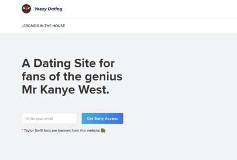 Rapper-Inspired Dating Apps