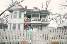 Voice-Controlled Fun Homes - Google's Connected Home at SXSW Entertained Visitors