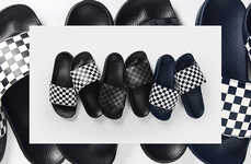 Checker-Patterned Slides
