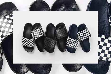 Checker-Patterned Slides