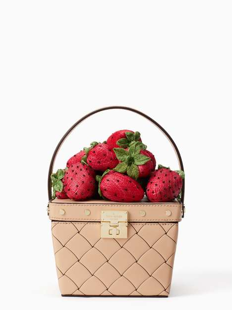 Charming Picnic Basket Handbags