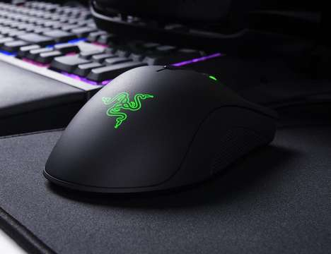 Customizable Gaming Peripherals