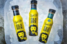 Premium Artisanal Cold Coffees - The New Royal Cup Coffee & Tea Cold Brew Comes in Three Flavors
