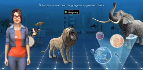 AR Language-Learning Apps