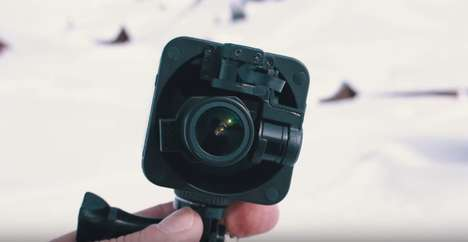 Smooth Gimbal-Based Action Cams