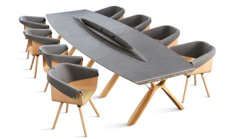 Eco-Friendly Office Furniture