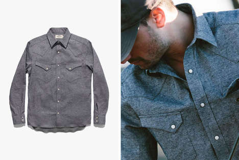 Recycled Cotton Dress Shirts