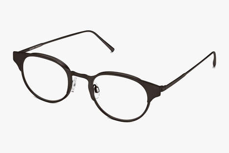 Durable Titanium Eyeglasses