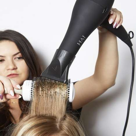 Scent-Emitting Hair Dryers