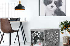 Design-Centric Dog Crates
