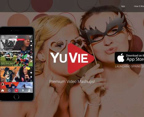 Trend maing image: Social Video Mashup Apps