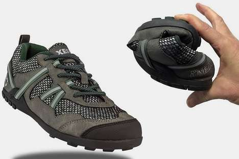 Rolling Packable Hiking Shoes