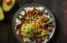 Low-Cost Vegetarian Meals - The New Qdoba Vegetarian Menu is Competitively Priced and Healthy