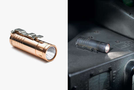 Tiny High-End Flashlights