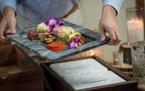 CateringStone Keeps Meals Hot or Cold Without Flames or Ice
