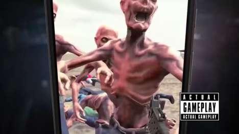 AR Zombie Apocalypse Apps