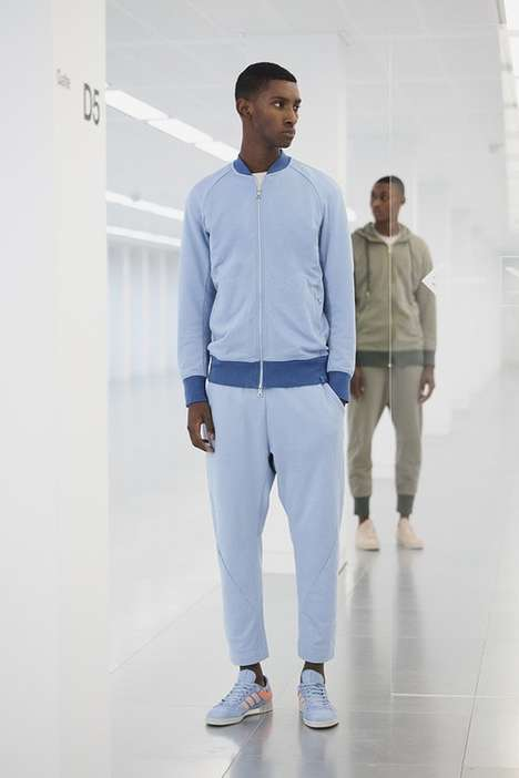 Travel-Directed Sportswear Collections