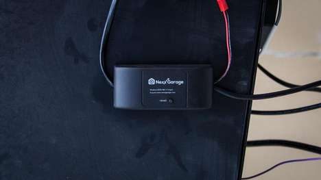 Smart-Controlled Garages
