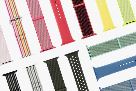 Luxe Watch Band Wearables
